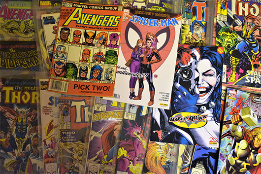 Know about visual literacy - How Kids Can Make Their Comics