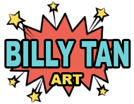 Billy Tan Art